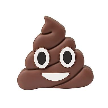 Strongfree Portable Charger 2600mAh, Emoji Poop