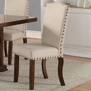 Infini Furnishings Amelie II Side Chair