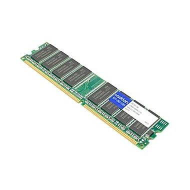 AddOn® DDR SDRAM UDIMM 184-Pin DDR-266/PC2-100 Desktop/Laptop RAM Module, 1GB (1 x 1GB) (DC341-AAK)