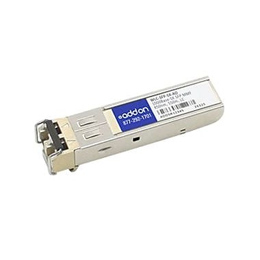 AddOn® LC 100Base-FX Fast Ethernet SFP Transceiver Module, 2 km (SFP-FX/OC3-M2K-AOK)