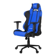 Arozzi Torretta Racing Style Gaming Chair, Blue (TORRETTA-BL)