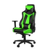Arozzi Vernazza Super Premium Gaming Chair, Green (VERNAZZA-GN)