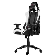 Arozzi Verona Racing Style Gaming Chair, White (VERONA-WT)