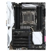 ASUS® Intel Socket 2011-v3 Core i7 Desktop Motherboard (X99-DELUXE II)
