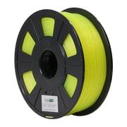 Green Project 3D-PLA-1.75YL Yellow 3D PLA Filament for 3D Printers