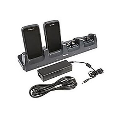 Honeywell Dolphin CT50 Series Four-Bay Terminal Charging Cradle, Black (CT50-NB-0)
