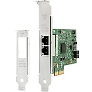 HP® I350-T2 2-Port 10/100/1000Base-T Network Interface Card
