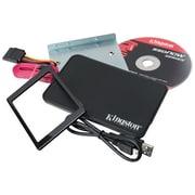 "Kingston® 2 1/2"" SSD Installation Kit, Black (SNA-B)"