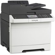 Lexmark™ CX410e Color Laser Multifunction Printer, 28D0500BUN, New