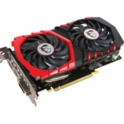 msi GeForce PCI Express 3.0 Graphic Card X Graphic Card, 4GB GDDR5 (GTX 1050 TIPCI Express 3.0 Graphic CardX4G)