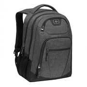 "OGIO® 111137.437 Gravity Nylon/Poly Backpack for 17"" Laptop, Dark Static"