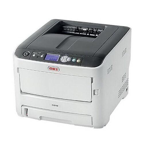 OKI C 612n 62447701 USB & Wireless Color Laser Printer