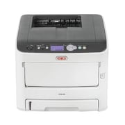 Okidata® C612dn Color Laser Printer, 62447703, New