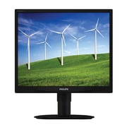 "Philips Brilliance 19B4QCB5 LED LCD Monitor, 19"", Textured Black ( 19B4QCB5)"