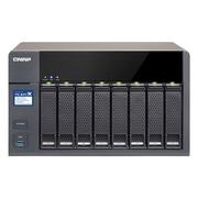 Qnap® TS-831X Dark Gray Cost-effective Quad Core Business SAN/NAS Server