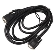 Rosewill® VGA/SVGA Male/Male Video Cable, Black, 10' (RCW-H9022)