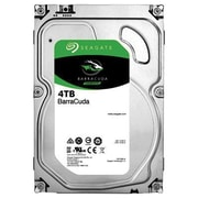 "Seagate® Barracuda 3.5"" Internal Hard Drive, 4TB, Silver (ST4000DM005)"
