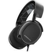SteelSeries® Arctis 3 Wired Gaming Headset, Black (61433)
