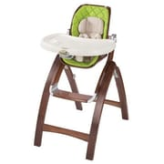 Summer Infant® Baby Time Bentwood Portable Highchair, Green/Brown (22393)