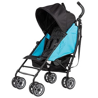 Summer Infant® 3Dflip Totally Convenience Stroller, Totally Teal (32053)
