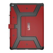 "Urban Armor Gear Metropolis Flip Cover for 12.9"" Apple iPad Pro Tablet, Magma"