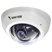 VIVOTEK FD8166A C Series Wired Indoor 2MP Ultra-Mini Fixed Dome Network Camera, Night Vision, White