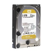 "WD® Gold Datacenter 3.5"" Internal Hard Drive, 2TB, Black (WD2005FBYZ)"
