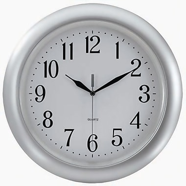 Tempus Atomic Wall Clock with Radio Controlled Movement, 14