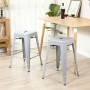 Belleze 30'' Bar Stool (Set of 4)
