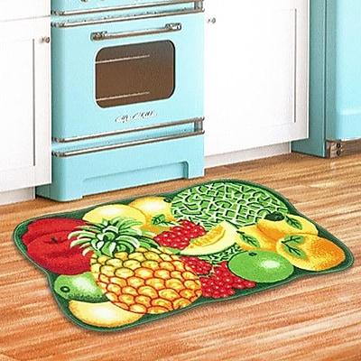 Popular Bath Products Fruit Bunch Kitchen Mat