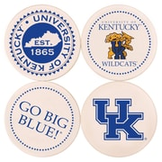 Great Finds Round Coaster (Set of 4); University of Kentucky