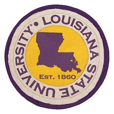 Great Finds Hotpad Trivet; Louisiana State University