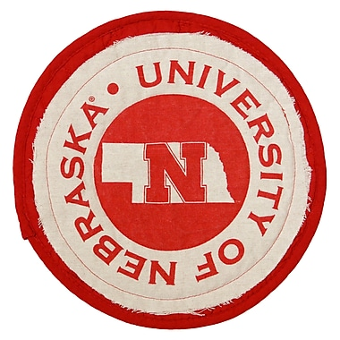Great Finds Hotpad Trivet; University of Nebraska