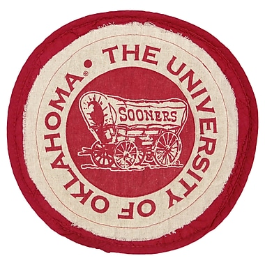 Great Finds Hotpad Trivet; University of Oklahoma
