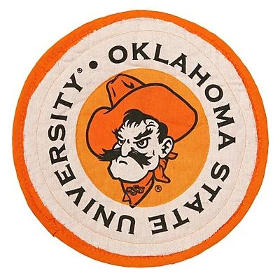 Great Finds Hotpad Trivet; Oklahoma State University