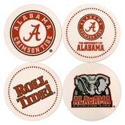 Great Finds Round Coaster (Set of 4); University of Alabama