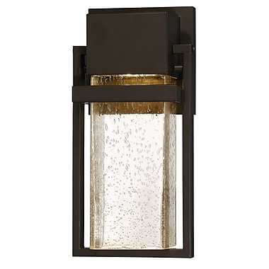 Designers Fountain Fairbanks 1-Light LED Wall Sconce; 12'' H x 5.75'' W x 3.88'' D