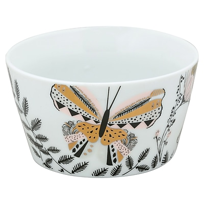 Ten Strawberry Street The Goodies 18 oz. Flutterby Cereal Bowl