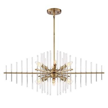Designers Fountain Reeve 12-Light Sputnik Chandelier