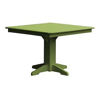 Radionic Hi Tech Newport Dining Table; Green