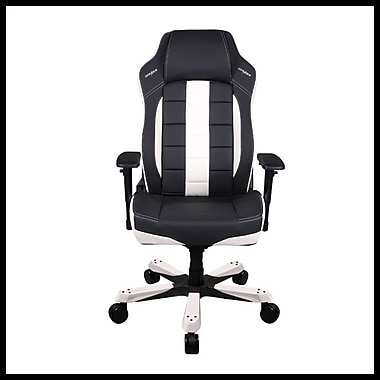 DX Racer Classic Series Professional Grade Gaming & Computer Chair, Black & White