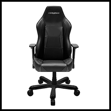 DX Racer Wide Series Professional Grade Gaming & Computer Chair, Black