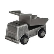 Elegance Mining Truck Money Bank, Pewter-Plated (88620)