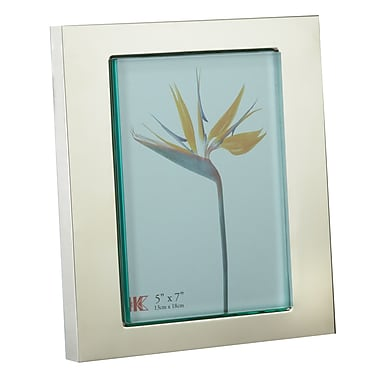 Elegance Glass Front Photo Frame, 5