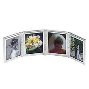 Elegance – Mini cadre photo, 4 photos, 1,75 x 2,5 po (81494)
