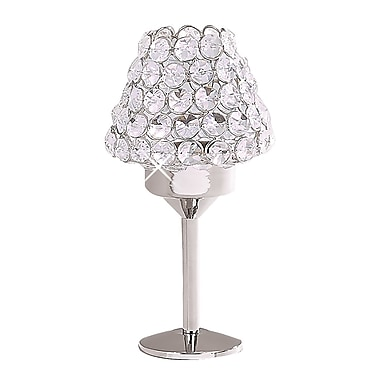 Elegance Sparkle Candle Lamp (72879)