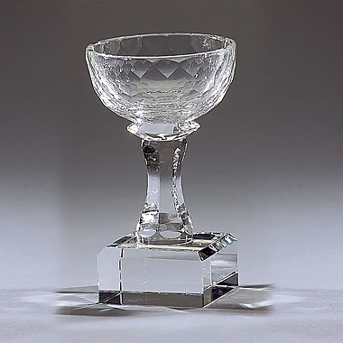 Elegance – Trophée coupe, cristal, 7,25 po (16193)