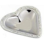 Elegance Brilliant Heart Shaped Dish (72831)