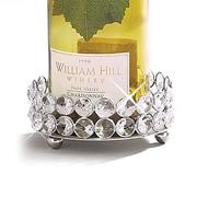 Elegance – Porte-bouteilles de vin pilier étincelant (72871)