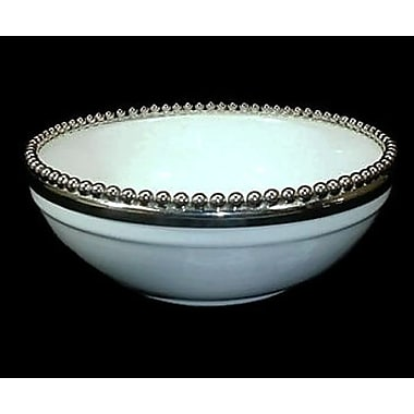Elegance Bead Ceramic Bowl (72032)
